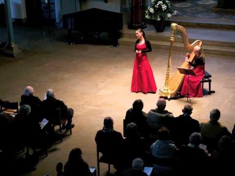 Sopran & Harfe - Maria Wiegenlied, Max Reger - Meike Leluschko & Jenny Ruppik