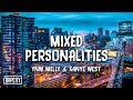 YNW Melly ft. Kanye West - Mixed Personalities (Lyrics)
