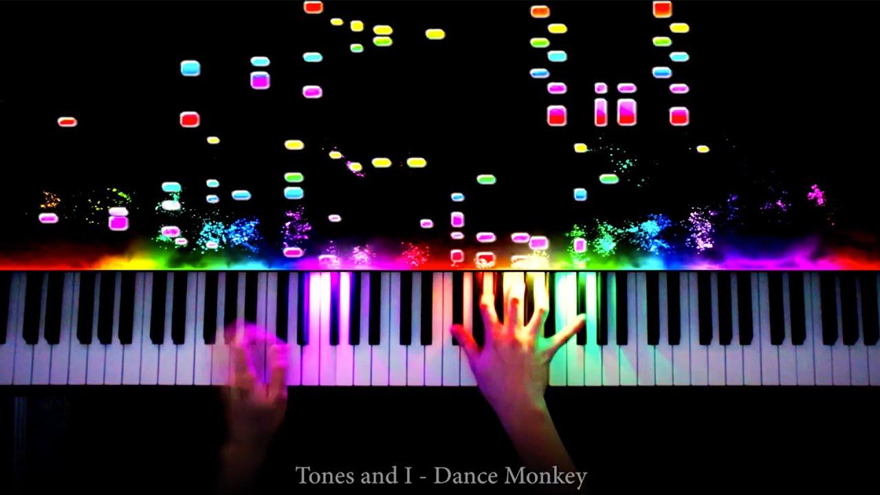 Tones and I - Dance Monkey (Piano Solo)