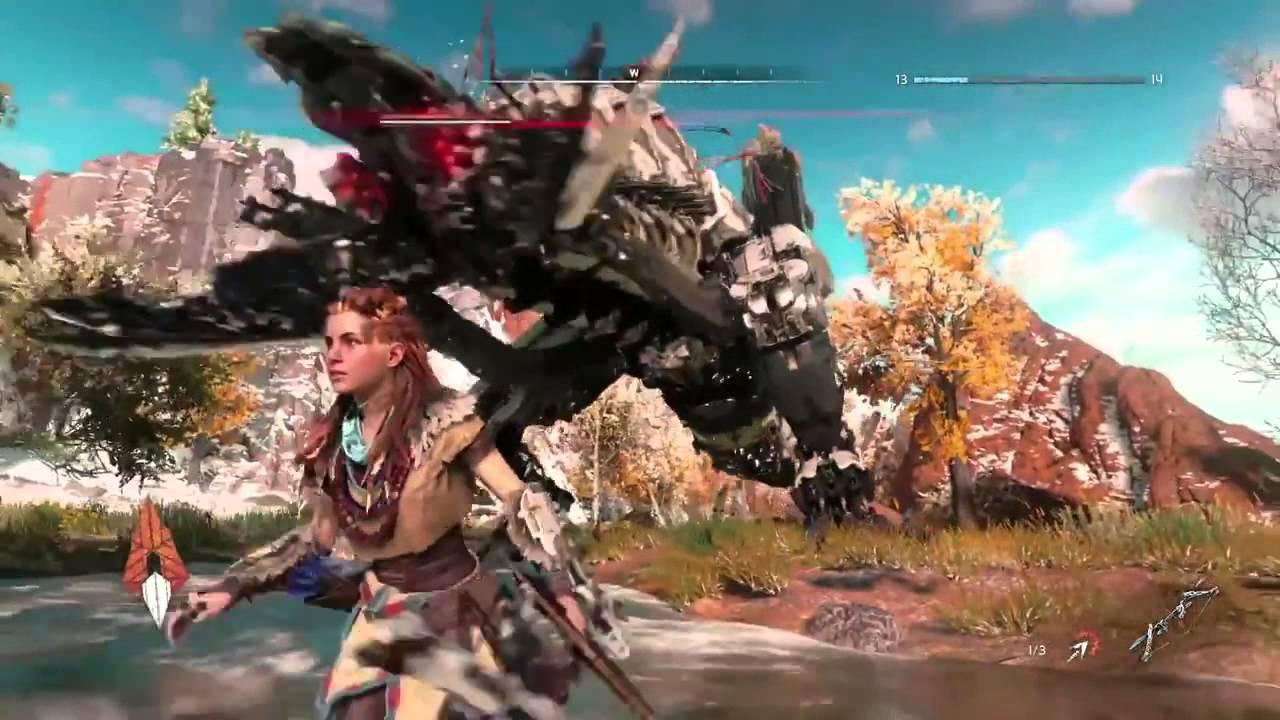 Horizon Zero Dawn 2017 ? Titolo per Playstation Neo? 1