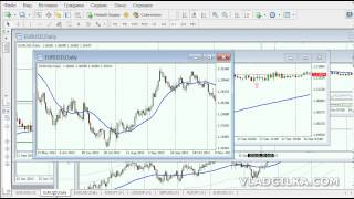 Урок 2 из серии видео материалов В. Гилка  по торговле на Форексе