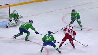 Алексеев добывает победу в овертайме