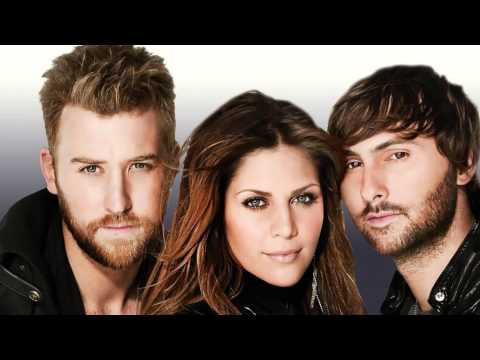 LADY ANTEBELLUM HAVE LIVED 'COMPASS'