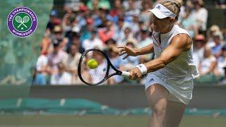 Wimbledon Rallies of the Decade | Ladies' Singles