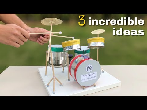 3 Incredible DIY Ideas And Amazing Creations For Fun (Best Ideas)