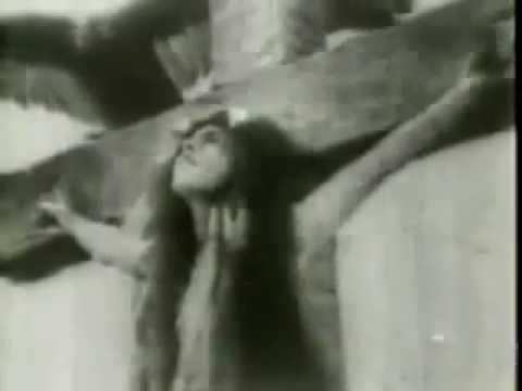 Шокирующий старинный фильм 1919 года. Геноцид армян. Распятие на кресте