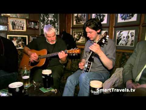 HD TRAVEL:  Dublin & Beyond: O'Donoghue's Pub - SmartTravels with Rudy Maxa