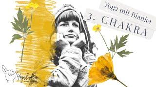 Yoga für mehr Selbstbewusstsein | Manipura Chakra | Bianka im Yogaladen