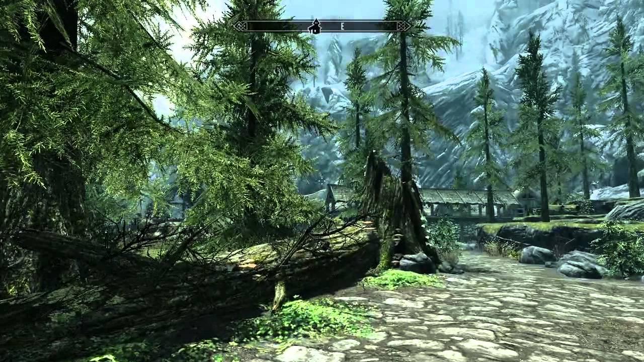 E3 Skyrim