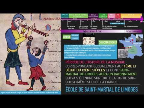 école Saint Martial de Limoges