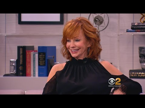 Reba McEntire Chats ACM Awards With Alex Denis