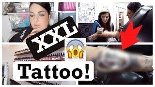 XXL TATTOO! 😱 | Ganzer Unterarm tätowiert 😳 | Motive & Bedeutung ❣️🇺🇸 | Sehr emotional 😶