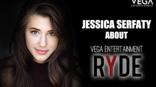 Jessica Serfaty about Ryde Movie experience