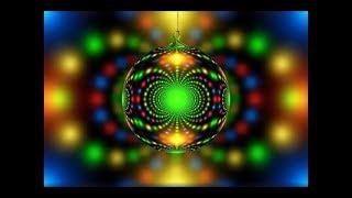 Восхитительная фрактальная анимация и красивая музыка