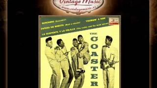 The Coasters -- The Snake And The Book Worm (VintageMusic.es)