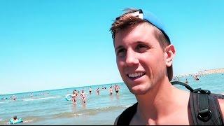 BEACH LIFE IN ROMANIA