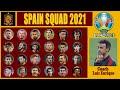 DAFTAR PEMAIN SPANYOL UNTUK EURO 2021