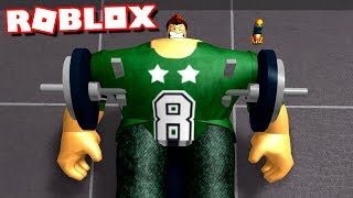 💪 WE BECOME THE STRONGEST OF ROBLOX | Roblox Weight Lifting Simulator