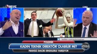 Ahmet Çakar: Antrenörüm kadın olsa...