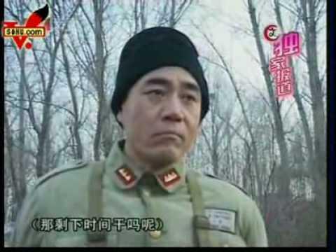 """Interview Chen Bao Guo at """"Yong Zhe"""" Part 1 陈宝国头顶8斤钢盔"""