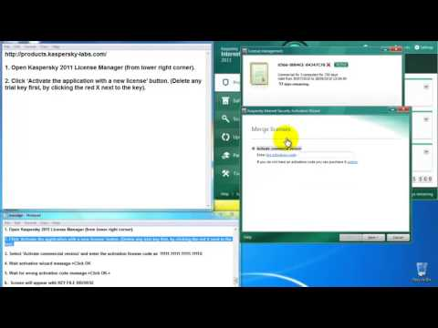 HOW TO ACTIVATE KASPERSKY 2013 13.0.1.4190 USING KEY FILES_