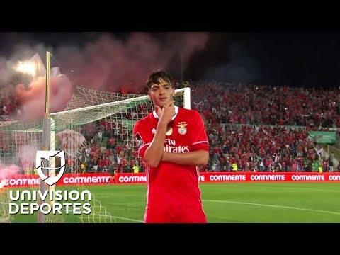 Raúl Jiménez fue observado por visores del West Ham y Manchester United