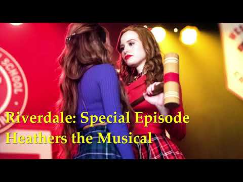 Riverdale Heathers The Musical Soundtrack - Fight For Me | Riverdale (2019)