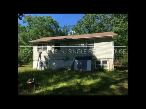 Single Family House - Newtonville, NJ Investor Special