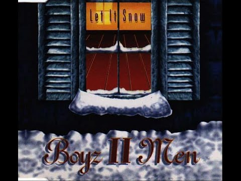 Boyz II Men - Let It Snow (Instrumental) [HQ]