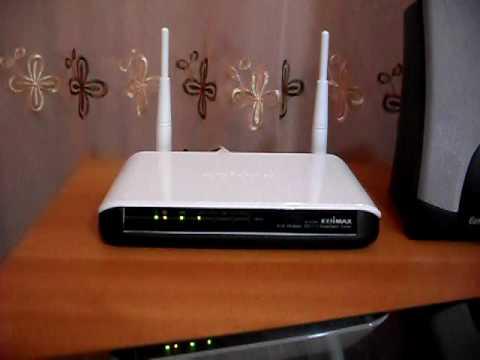 Edimax BR-6324nL Wireless Router Treiber Herunterladen