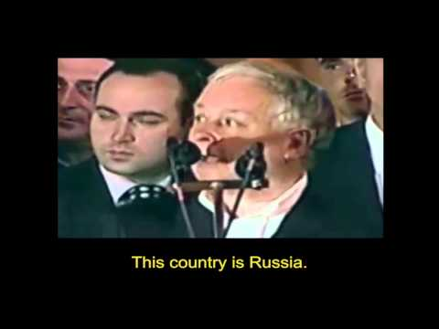Lech Kaczynski Speeches: Tbilisi, Capital of Georgia