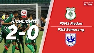 PSMS Medan vs PSIS Semarang: 2-0 (Extra Time) All Goals & Highlights - Semifinal Liga 2