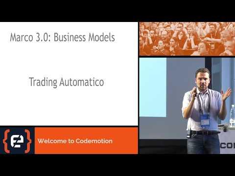 Blockchain, Bitcoin, Ethereum e Javascript Mining (...) - Marco Casario - Codemotion Milan 2017
