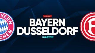 Vivez le match de la 29ème journée bundesliga avec rencontre entre bayern munich et fortuna düsseldorf.#bundesliga #fcbf95▶︎▶︎ reseaux sociauxins...