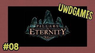Прохождение Pillars of Eternity, часть 8 (Компас Анслойга)
