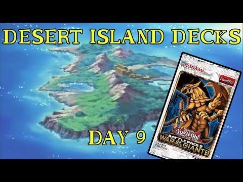 DESERT ISLAND DECKS | Day 9 | LittleKuriboh