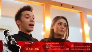 Download Video Demi Dia Stefan & Celine Tentang Single Terbaru MP3 3GP MP4