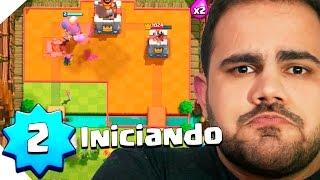 DICAS PARA INICIANTES | INICIANDO NO CLASH ROYALE #02