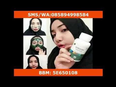 085894998584 Masker Spirulina Original Murah