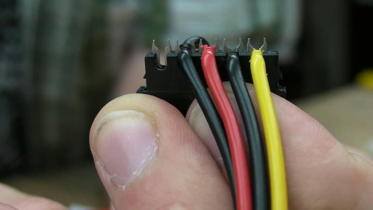 13 pin socket wiring diagram 12 plug [ 1280 x 720 Pixel ]