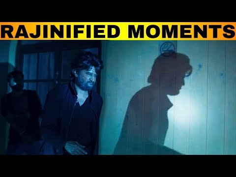 PETTA: ALL RAJINIFIED MOMENTS | Rajini Movies Reference In Petta | Rajinikanth | Karthik Subburaj
