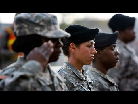 Women in Combat - Getting Blocked by GOP?
