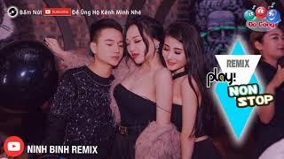 NHẠC DJ NONSTOP 2019 - HongKong 1 Remix, Vô Tình Remix | Nhạc Phiêu SML 2018 - Nhạc DJ 2018