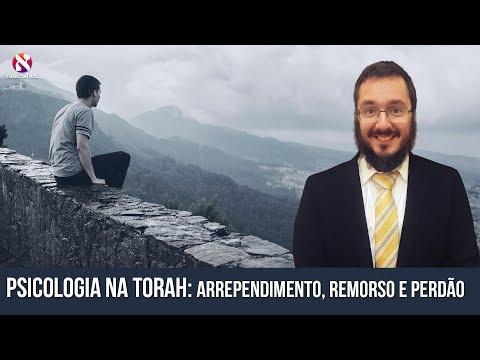 Psicologia na Torah: arrependimento, remorso e perdão