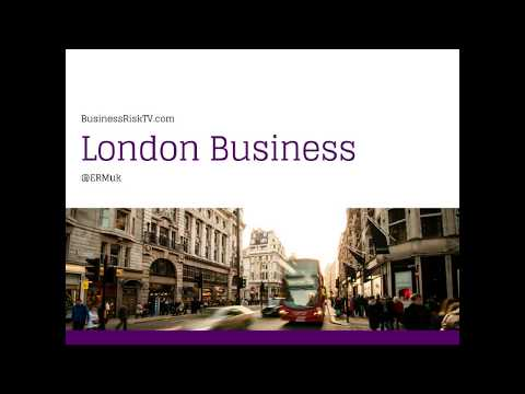 BusinessRiskTV London Business Risk Forum