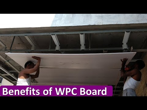WPC/PVC Board (Use and Benefits)