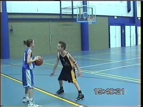 Basketball U12-1 Den Helder Noordkop-HLB Accountants 15-11-09