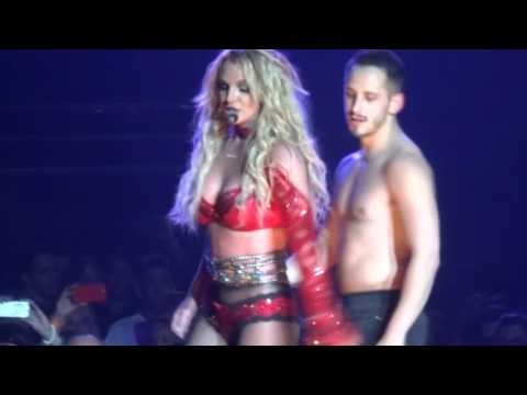Britney Spears - Touch Of My Hand Live Las Vegas 4-23-16