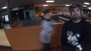 GoPro Roller Hockey- Tic Tac Toe