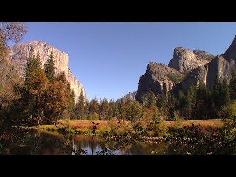 Yosemite Day Trip Filmed with the Canon Vixia HF R800 & Vivitar Wide Angle Lens